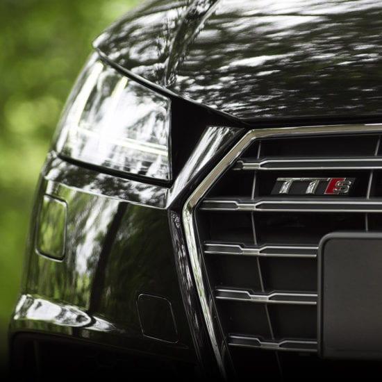 Robben Rosmalen Audi TTS